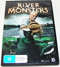 River Monsters : Season 1--- (DVD, 2011, 2-Disc Set)