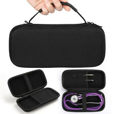 Bag Storage Pouch EVA Hard Carry Case for 3M Littman/Vive Precision Stethoscope