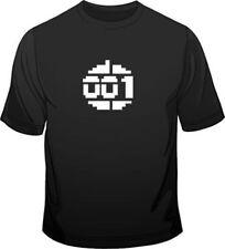 Retro Fruit of the Loom Kurzarm Herren-T-Shirts