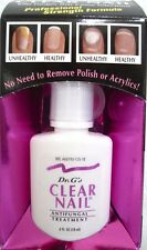 DR G'S CLEAR NAIl Antifungal Treatment  Solution .6 oz