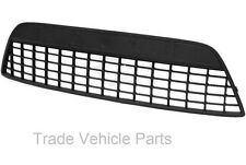 FORD MONDEO IV 2007-2010 FRONT BUMPER GRILLE LOWER CENTRE DARK GREY HIGH QUALITY