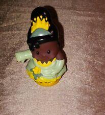 Fisher Price Little People Disney African American Princess Tiana