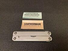 Retired Leatherman SIDECLIP Multi-Tool - NEAR MINT