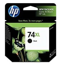 HP 74XL Black Ink CB336WN New Genuine Factory Sealed Date: 2013