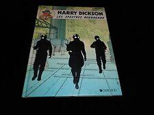 Zanon / Vanderhaeghe : Harry Dickson 2 Les spectres bourreaux EO Le Dargaud 1988