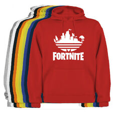 Sudadera FORTNITE Adidas Simil Hombre Suéter Jersey Sudadera con Capucha Unisex