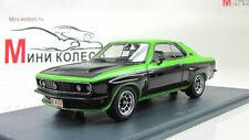 Scale model car 1:43 OPEL Manta TE 2800 Green Black 1975