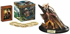 THE HOBBIT - AN UNEXPECTED JOURNEY EXTENDED COLLECTOR'S EDITION BLURAY 3D 2D UV