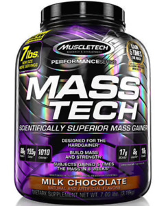 MUSCLETECH Mass-Tech 7lbs (Mass Gainer) FREE SHIPPING