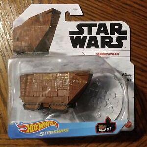 Sandcrawler - Star Wars Starships - Hot Wheels (2021)