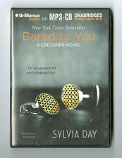 Sylvia Day: Bared to You - Unabridged Audio Book MP3CD