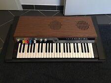 EKO Tigre Model 3000 vintage orgue Transistor organe 1970 ULTRA RARE ITALY analogique