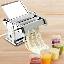 Fresh Pasta Maker Roller Machine Dough Making Noodle Maker Home Stainless Steel