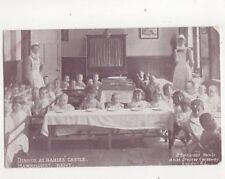 Dinner At Babies Castle Hawkhurst Vintage Postcard 242b