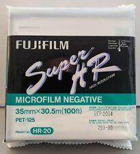 2014 35Mm Fujifilm Super Hr Microfilm (35Mm X 100Ft)