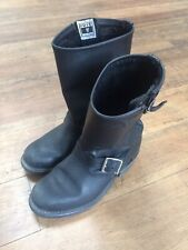TOP QUALITY! Frye Engineer Boots 12R Womens 38/US 7.5