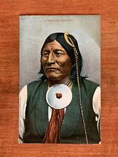 Comanche Indian Mow-Way, ca 1910