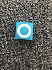 Apple iPod shuffle 4th Generation Blue (2GB) New!
