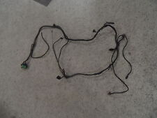 1970 70 Cougar STD XR7  Front Wiring Lamp Light Harness Pin 9 Green Connector