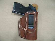 FEG PA63 IWB Molded Leather Inside Waist Conceal Carry Holster CCW TAN RH