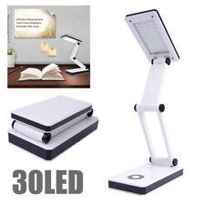 30LED Portable Foldable Lamp Rechargeable Desk Table Reading Light Home Decor US