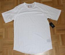"Brixton Basic Baseball T-Shirt ""Baseball Tee"", off white, Gr. M"