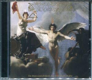 DEPARTURE CHANDELIER The Black Crest Of Death, The Gold Wreath Of War CD