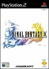 Final Fantasy X - PS2 Playstation 2