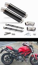 Danmoto Escape Carbono GP  Ducati Monster 696 796 1100 EX170