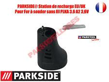 PARKSIDE® Station de recharge EU/UK Pour Fer à souder sans fil PLKA 3.6 A2 3,6V