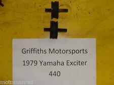 79 YAMAHA EXCITER 440 EX440 78 77 rubber motor mounts set mount enticer 340