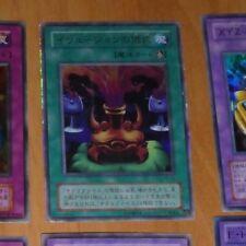 YU-GI-OH JAPANESE ULTRA RARE CARD HOLO CARTE VB-02 Black Illusion Ritual JAPAN *