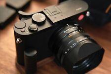 Leica Q 28mm f/1.7 typ 116 Digital Camera - Black - GREAT CONDITION!!! EXTRAS!!