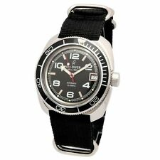 AM-DIVER Automatic Watch by AM-WATCHES Waterproof 20 ATM 200 M 710005BsB UK