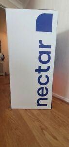 Original Nectar Mattress Single Size Luxury 90cm X 190cm 25cm