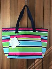 """NWT! Thirty-One """"Tote-Ally Thermal"""" ~ Preppy Pop"""