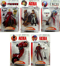 McFarlane Toys Japan 3D Animation Series 1 New 5 Action Figure Set  from 2000