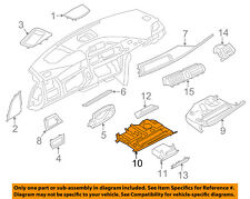 BMW OEM 12-16 328i Instrument Panel Dash-Lower Trim Panel Left 51459382565