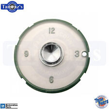 59 60 Chevy B Body Dash Instrument Clock Lens Borg