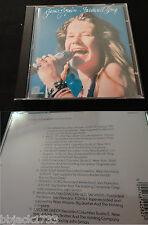 FAREWELL SONG - JANIS JOPLIN - CD 9 titres - 1982 - COLUMBIA - Très bon état