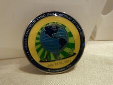 DISC Golf WORLD CHAMPIONSHIPS July 2011 ROCHESTER N.Y. CHALLENGE Coin/Medallion