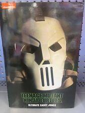 Neca TMNT Ultimate Casey Jones UNMASKED Teenage Mutant Ninja Turtles Sealed