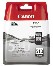 Canon PG-510 (Black) Ink Cartridge Original Genuine PG510 MX420  MX410 MX360 MP