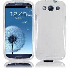 Clear Snap On Hard Cover Shell Case for Samsung Galaxy S III 3 S3 SIII i9300 NEW