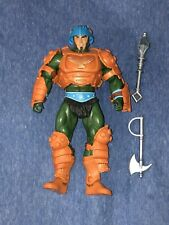 MOTUC Eternia Palace Guards W Customs Heads Set Masters of the Universe  He-Man