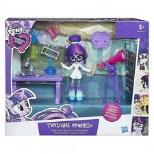 MY LITTLE PONY TWILIGHT SPARKLE SCIENCE STAR CLASS SET BRAND NEW AGE 5+ B9484