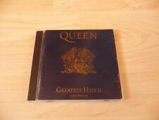 CD queen-Greatest Hits II - 17 chansons