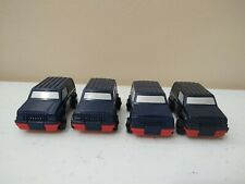 Lot Of 4 Vintage Go Bot SUV GoBot Tonka 1985