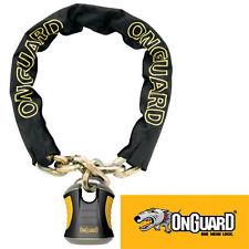 OnGuard Bicycle Chain Locks