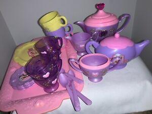 Barbie Themed Toy Tea Set